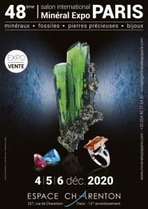 Salon Minéral Expo Paris