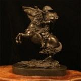 Décoration de Napoléon en cuivre rouge
