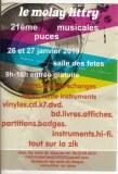 21ème Puces Musicales & Bourse aux Disques