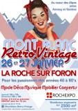 Salon Mont-Blanc Retro Vintage