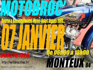 Motobroc' Autobroc' bourse auto-moto
