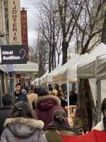 Antiquités Brocante Pro. Rue Ordener et rue du Poteau