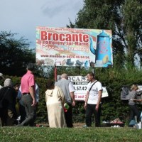 Brocante Parc du Tremblay