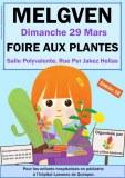 Foire aux plantes et ses accessoires