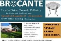 PORTES OUVERTES Brocante-Antiquités-Design