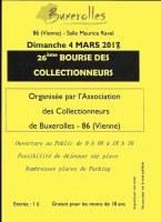 26ème bourse des collectionneurs