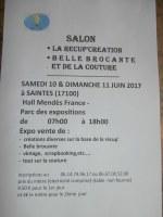 SALON RECUP CREATION -BELLE BROCANTE - COUTURE