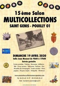 15 ème Salon Multicollections