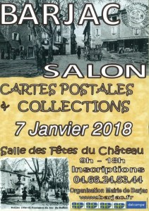 Salon - cartes postales et collections