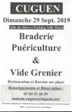 Braderie Puériculture et Vide Grenier