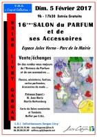 16 ème SALON du PARFUM et de ses ACCESSOIRES