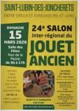 24° Salon Inter-Régional du Jouet Ancien