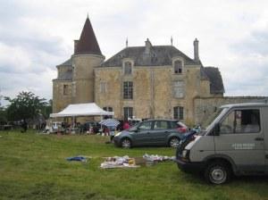 Vide grenier du Château du Boux 20 juin 2021