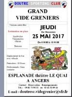 Vide Greniers Doutre SC Angers