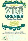 Vide Grenier 2021 de l'Amicale Laïque de Couëron Centre
