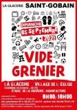 Vide greniers DIMANCHE 05 SEPTEMBRE 2021 LA SAINT-GOBAIN