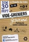 Vide-greniers - Gesvrine - La Chapelle sur Erdre