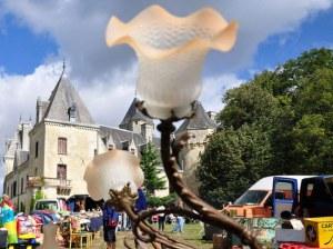 Brocante vide-greniers parc du château de ternay