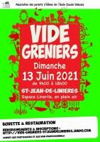 Vide Greniers Saint Jean de Linières