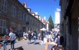 Vide-greniers et brocante de Vézelay