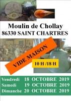 Vide Maison au Moulin