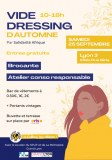 Vide Dressing d'Automne
