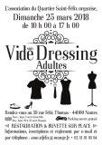 VIDE DRESSING ADULTES