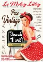 Puce vintage