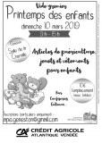 Le Printemps des Enfants - Vide grenier spécial enfant, puériculture, jouets...