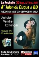 Salon du Disque et BD de La Rochelle