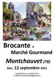 Brocante et Marché Gourmand de Montchauvet