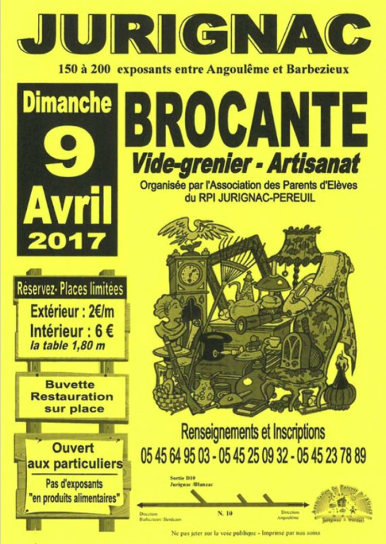 brocante dimanche 09 avril 2017 antiquit